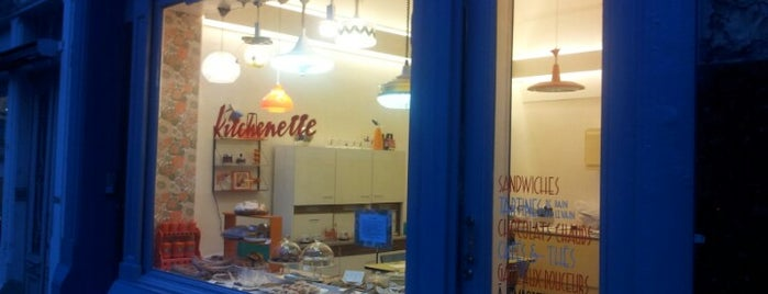 Kitchenette is one of Some good spots in Bx..