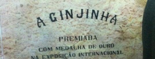 A Ginjinha is one of Portugal.