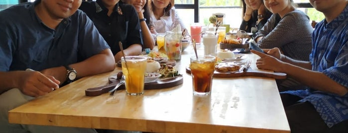 Gosha Kitchen & Patisserie is one of Bali.