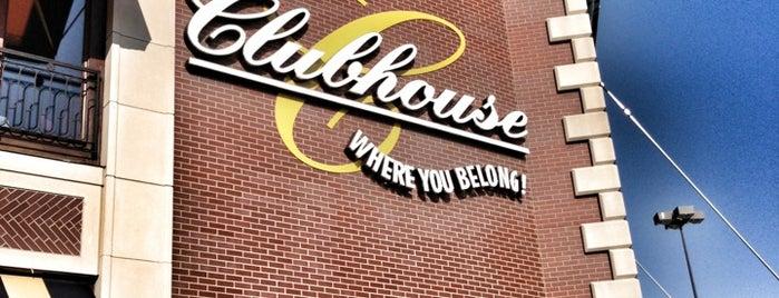 The Clubhouse is one of Orte, die Scott gefallen.
