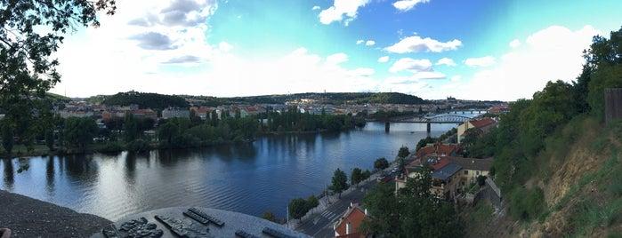 Vyšehrad is one of Praha <3.
