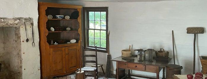 Mary Washington House is one of Virginia.