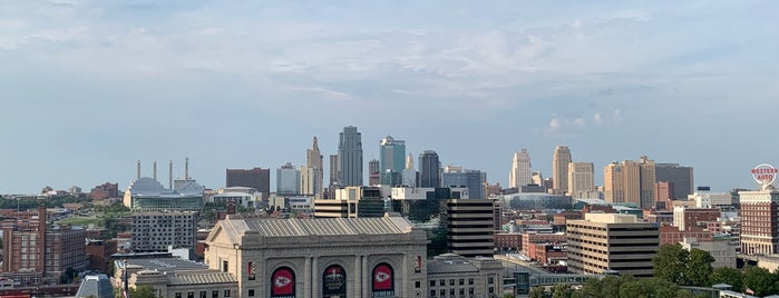 Top Of Liberty Memorial is one of Kansas City, Here I Come.