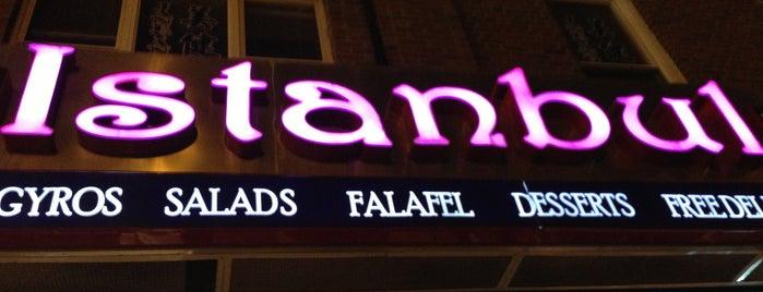 Istanbul Turkish Fast Food & Restaurant is one of สถานที่ที่บันทึกไว้ของ Emre.