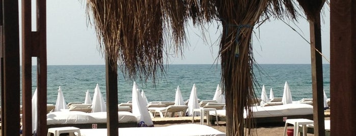 Zuga Beach Club is one of Bitti.