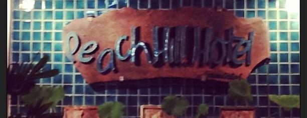 Peach Hill Resort And Spa Phuket is one of aantary : понравившиеся места.