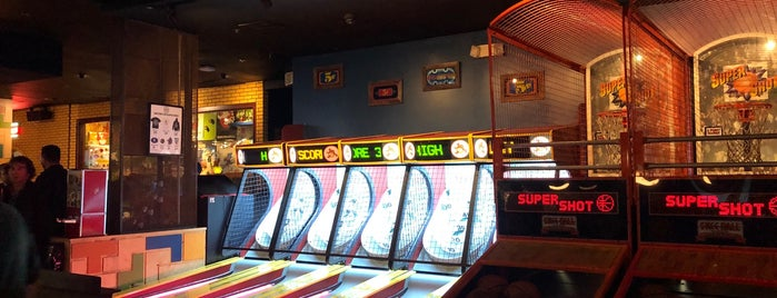 Coin-Op Game Room is one of San Diego.