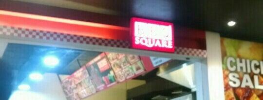 BBQ Square is one of Lugares favoritos de Priya.