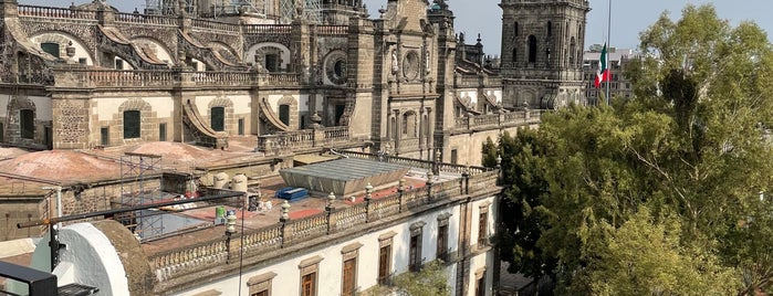 Terraza Catedral is one of CDMX.