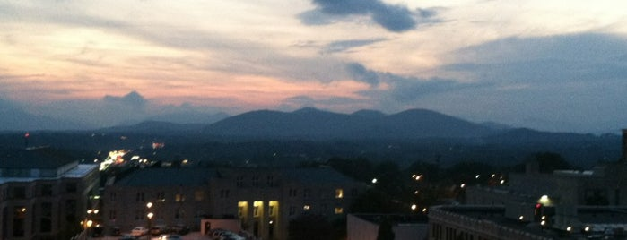 Sky Bar is one of Asheville.