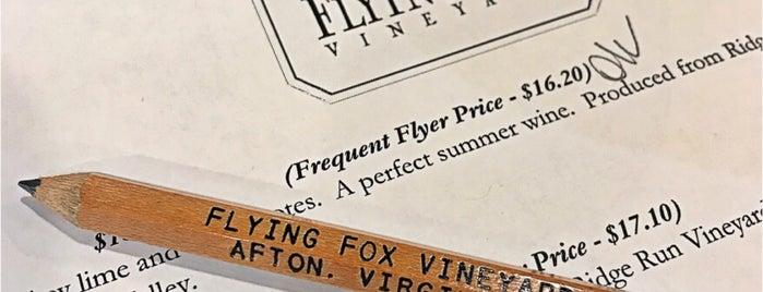Flying Fox Vineyard is one of Christopher 님이 좋아한 장소.