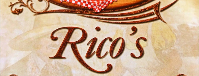 Rico's Mexican Grill is one of Orte, die T gefallen.
