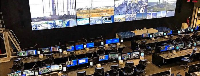Range Control Center at Wallops Flight Facility (WFF) is one of Tempat yang Disukai Jonathan.
