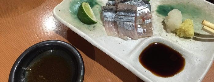 立呑み処ひさまつ is one of to do.