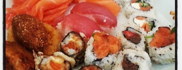 Sushi Yama is one of Associados Abrasel Paraná.