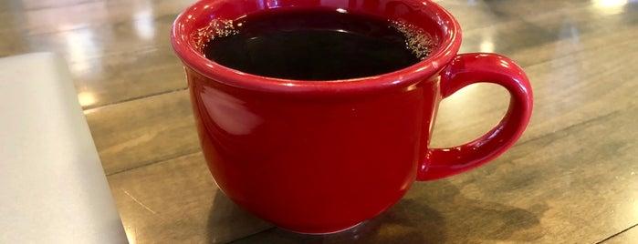 Damn Fine Coffee Bar is one of Andy : понравившиеся места.
