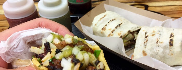 L'Patron Tacos is one of Andy : понравившиеся места.