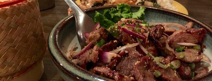 J.J. Thai Street Food is one of Andy : понравившиеся места.