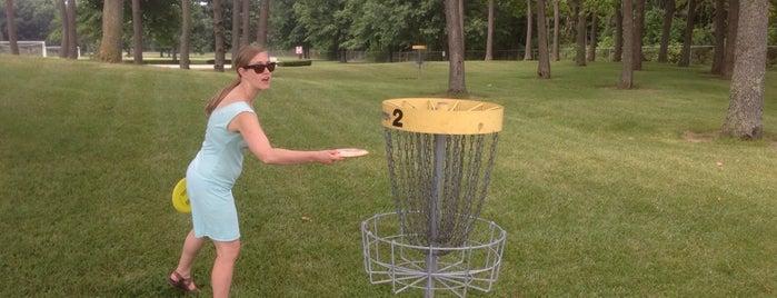 Michigan Disc Golf Courses