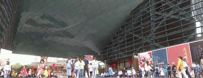 Chengdu Museum is one of Chengdu.