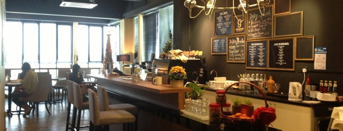 Grandeur Gallery Cafe is one of Top picks for Cafés & Bars.