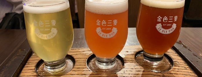 Le Blé d'Or is one of クラフトビールスポット.