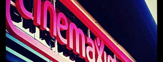 Cinemaximum is one of Lugares favoritos de Mehmet Koray.
