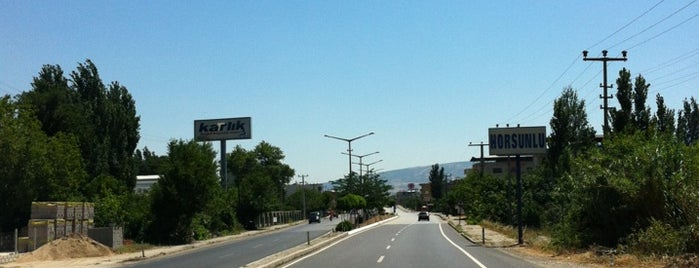 Aydın - Denizli Yolu is one of Burcu 🎈🎈 님이 저장한 장소.