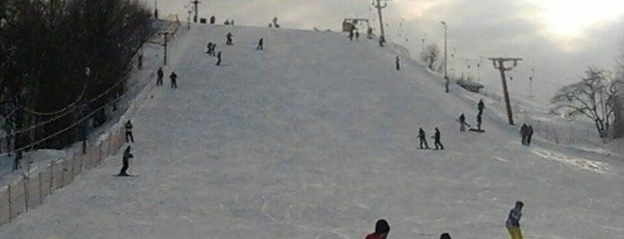 Smart Snow is one of Locais salvos de Julia.