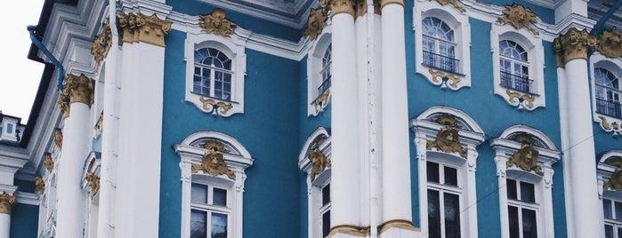 Winter Palace is one of Lieux qui ont plu à Irina.