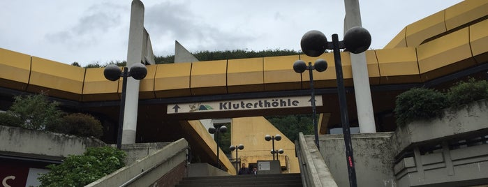 Kluterthöhle is one of Wuppertal.