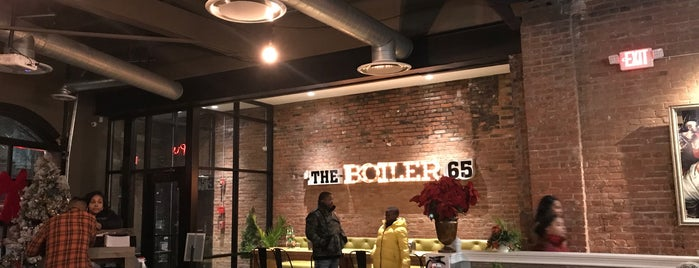 The Boiler 65 is one of Cleveland To Do.