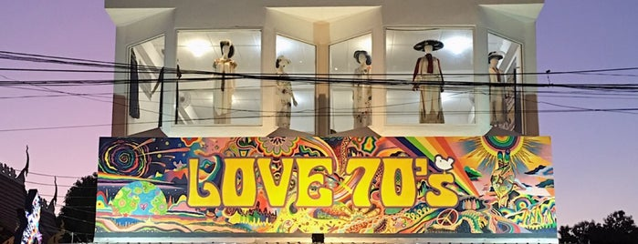 Love70s /2nd Branch สาขา2 is one of Thailand.