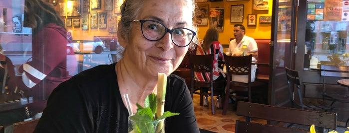 Old's Havana Cuban Bar & Cocina is one of Miami.