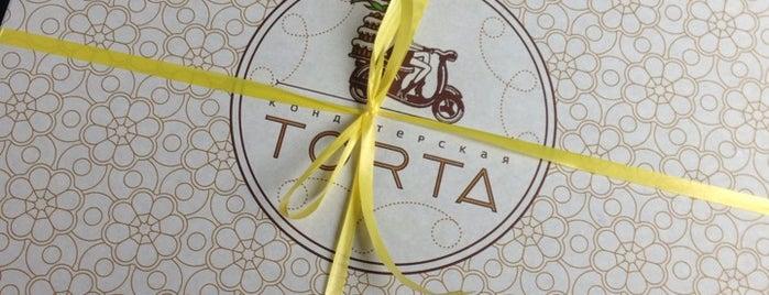 TORTA is one of Posti che sono piaciuti a Евгений.
