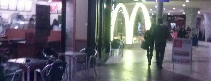 McDonald's is one of Europe 2013.