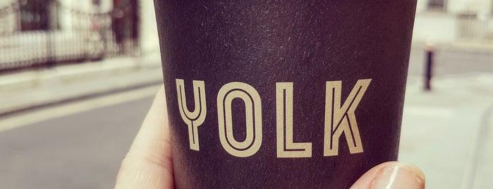Yolk is one of Posti che sono piaciuti a Filippo.