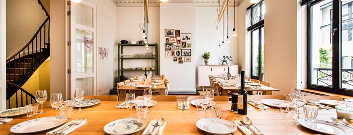 Les Filles is one of resto Brussels.