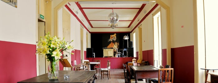 Casa Independente is one of Lisbon for three (or more) days.