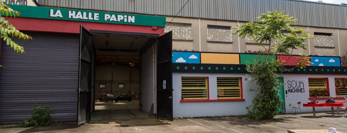 Halle Papin is one of Paris atypique.