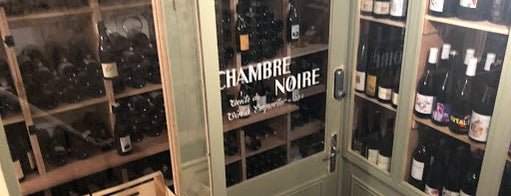 La Chambre Noire is one of Paris.