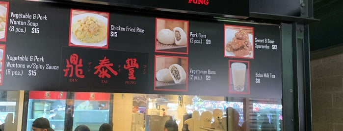 Din Tai Fung is one of Seattle.