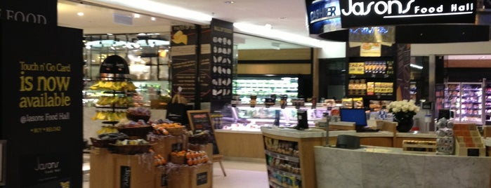 Jason's Food Hall is one of Kopi Places.