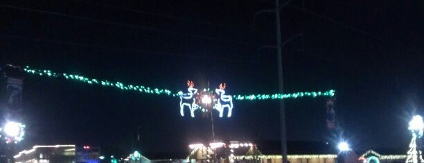 Grapevine Parade of Lights is one of Melissa's Liked Places.