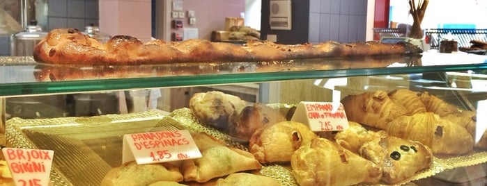 Mistral is one of Barcelona Bakery & Desserts.