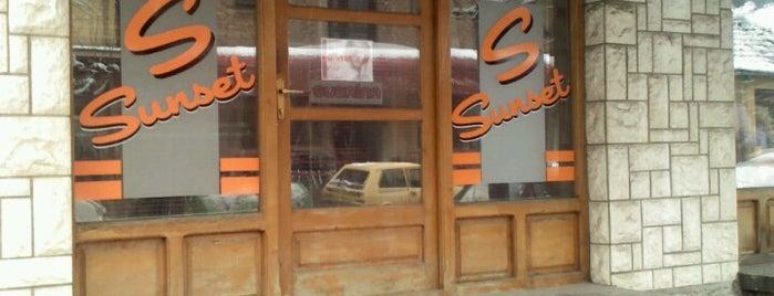 Muško-ženski frizerski salon Sunset is one of Out of Belgrade.