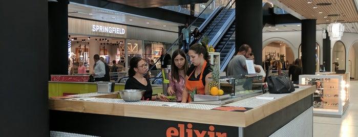 Elixir is one of Belgrad.