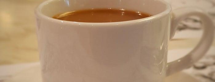 Relish Luxe Cafe is one of Locais curtidos por Topo.