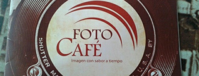 Foto Café is one of Locais curtidos por Tomás.