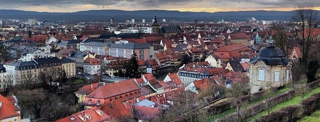 Bamberg is one of Tolle Städte.